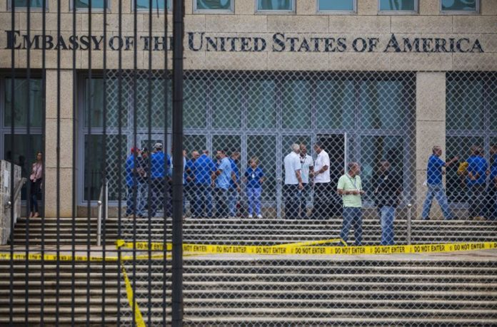 State Department Pulls Diplomats Out of Cuba