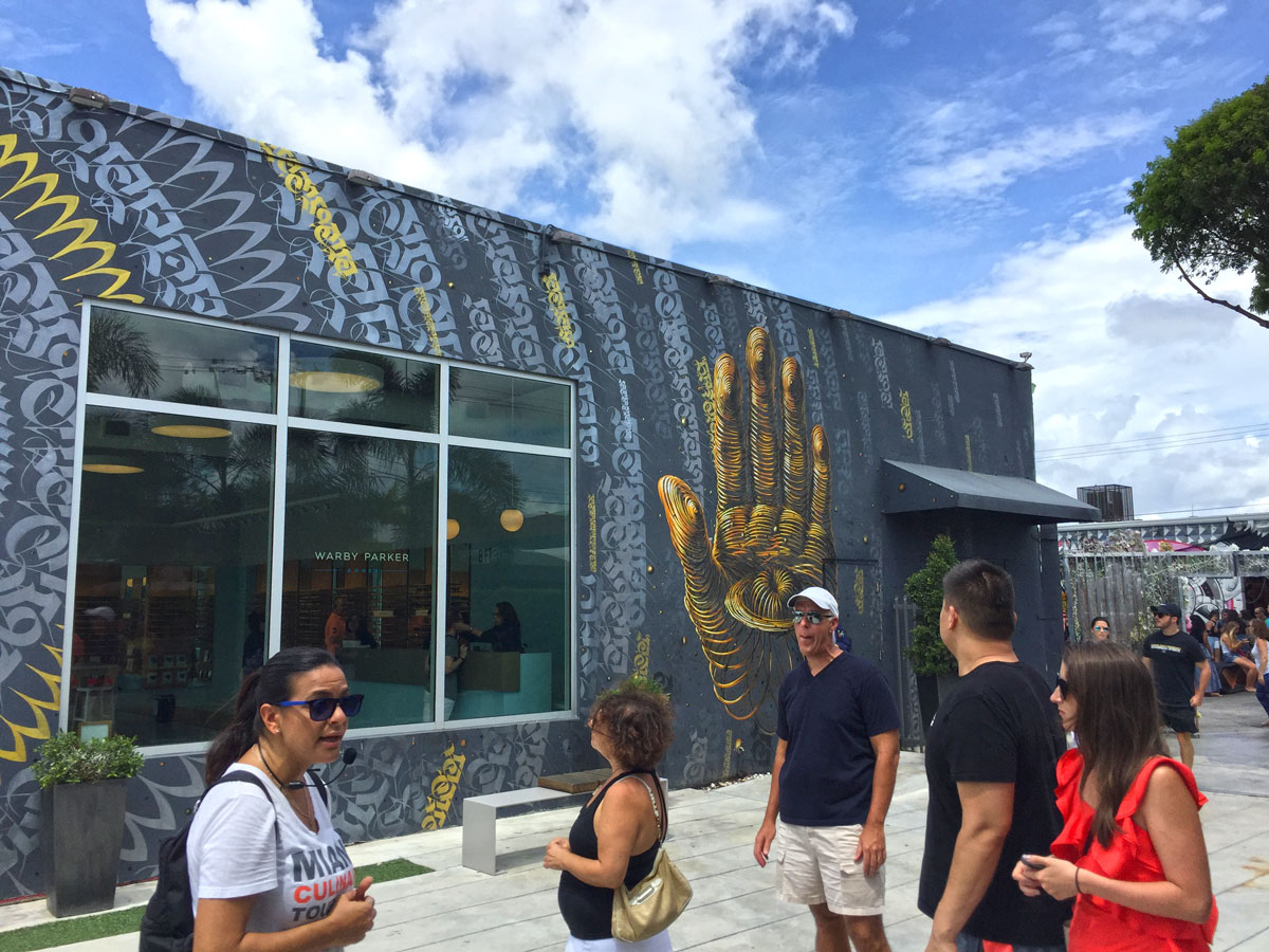 Miami Food And Art Walking Tour