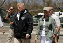 Americans Disapprove Trump's Handling Puerto Rico Relief Efforts