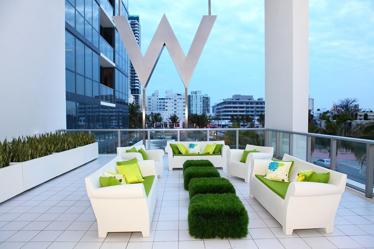 Who Owns The W Hotel In South Beach