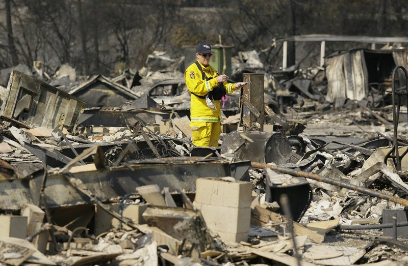 Northern California Wildfires - Complete Coverage - Photos and Videos