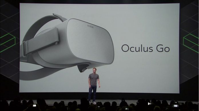 Facebook Launching a New Virtual Reality Headset