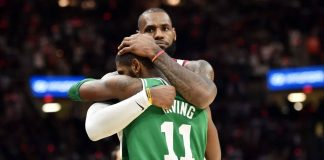 Could LeBron vs. Kyrie Be the Latest NBA Rivalry - Florida Daily Post