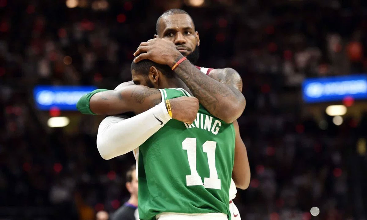 6883df31985 Could LeBron vs. Kyrie Be the Latest NBA Rivalry - Florida Daily Post