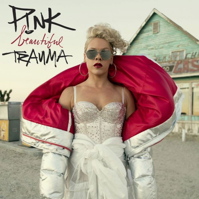 Pink resurfaces with a slick and gloomy new CD