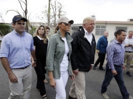 President Trump's Visit to Puerto Rico After Maria