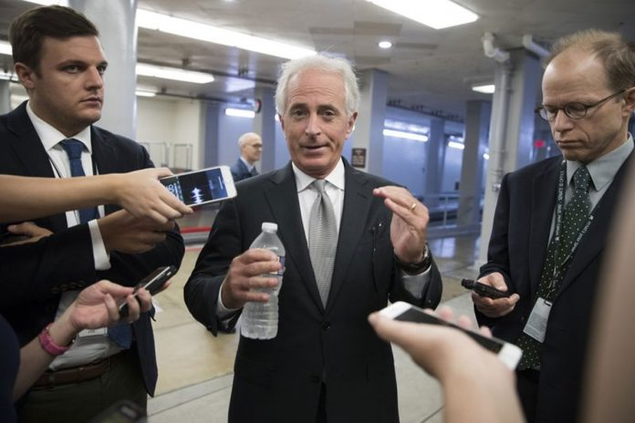 Why Corker's Free Agent Status Should Make Trump, GOP Nervous