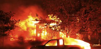 Northern California Wildfires - Complete Coverage