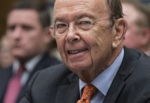 Commerce Secretary Wilbur Ross Has a Stake in a Company Tied to Putin