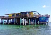 Miami's Iconic Offshore Stiltsville Has Even Survived Hurricane Irma