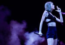 Old Taylor's Not Dead: Taylor Swift Goes Deeper into Urban Sounds