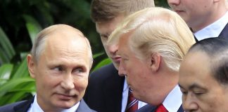 President Trump Says Putin Denies, is Insulted by Meddling Accusation