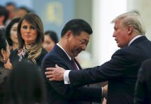 President Trump Set Aside his Blistering Rhetoric with China