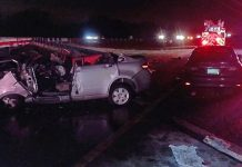 Thanksgiving Night Crash in Tampa Leaves 3 Dead