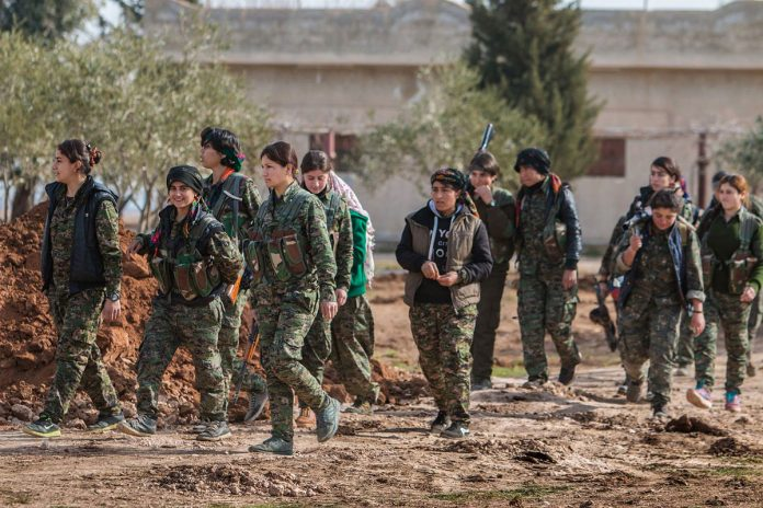 US to Stop Arming Syrian Kurdish Fighters