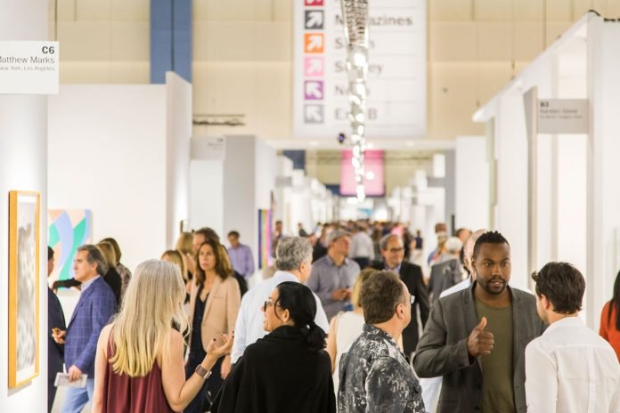 Art Fairs on the Move at the Art Basel Miami 2017