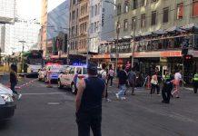 Car Rams into Pedestrians in Melbourne