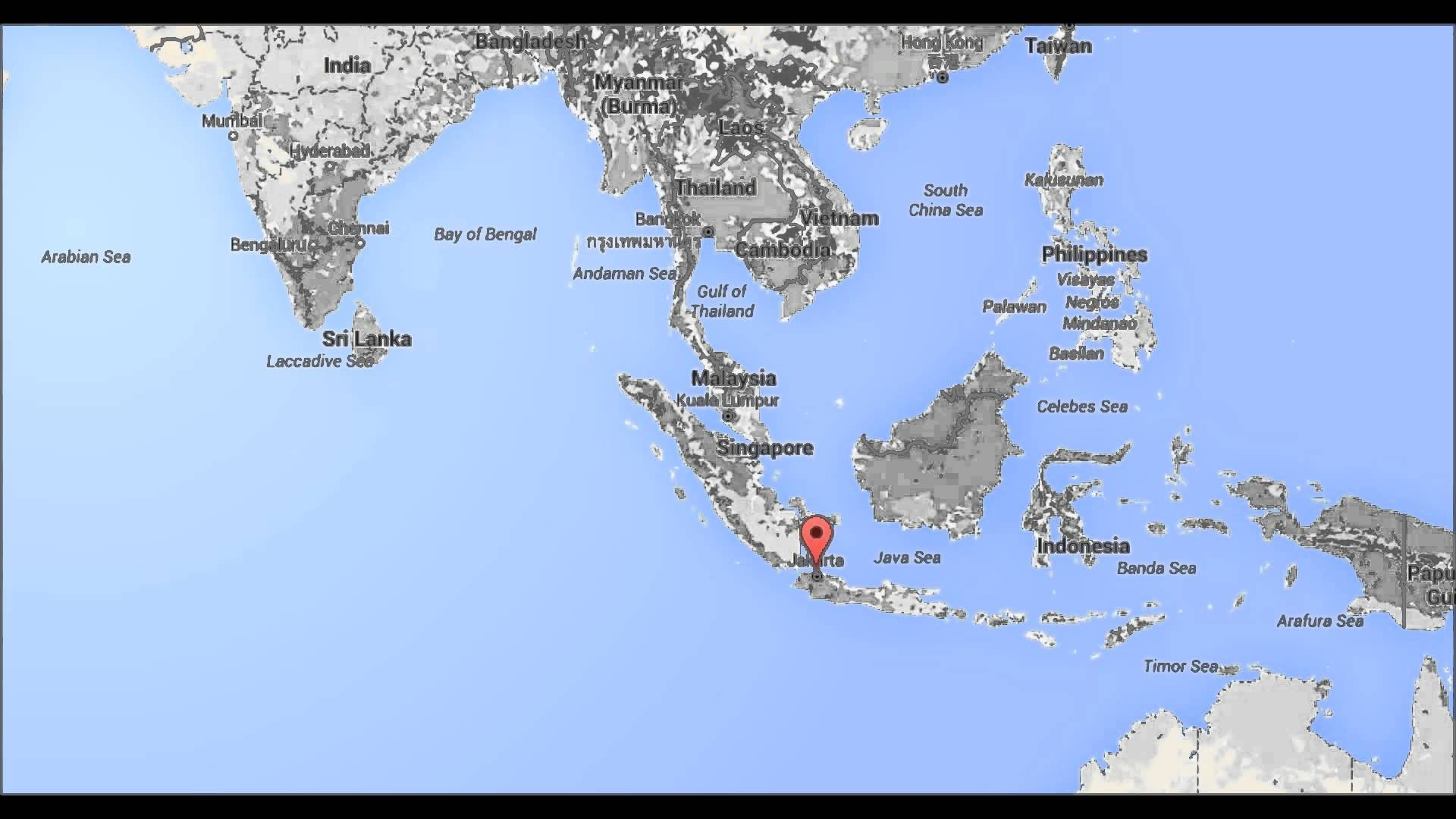 Earthquake hits indonesias java island deaths reported gumiabroncs Gallery