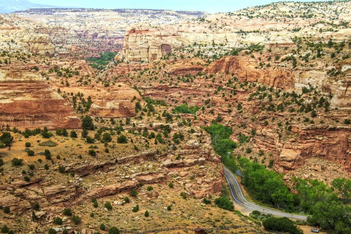 Trump Takes Rare Step to Reduce Two National Monuments in Utah