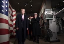 Trump Visits Mississippi Civil Rights Museum, Pays Tribute to Civil Rights Leaders