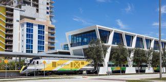Brightline Train Making Preview Run Hits and Kills Boynton Beach Woman