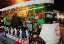 Cycle Party Tour, an Adventure Through Artsy Wynwood in Miami