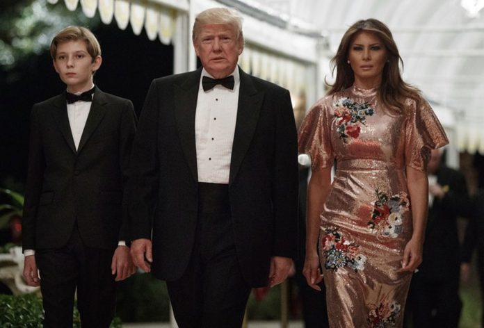 Perils Abroad, Full Plate at Home, as Trump Opens 2nd Year