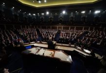President Donald Trump First State of the Union Address