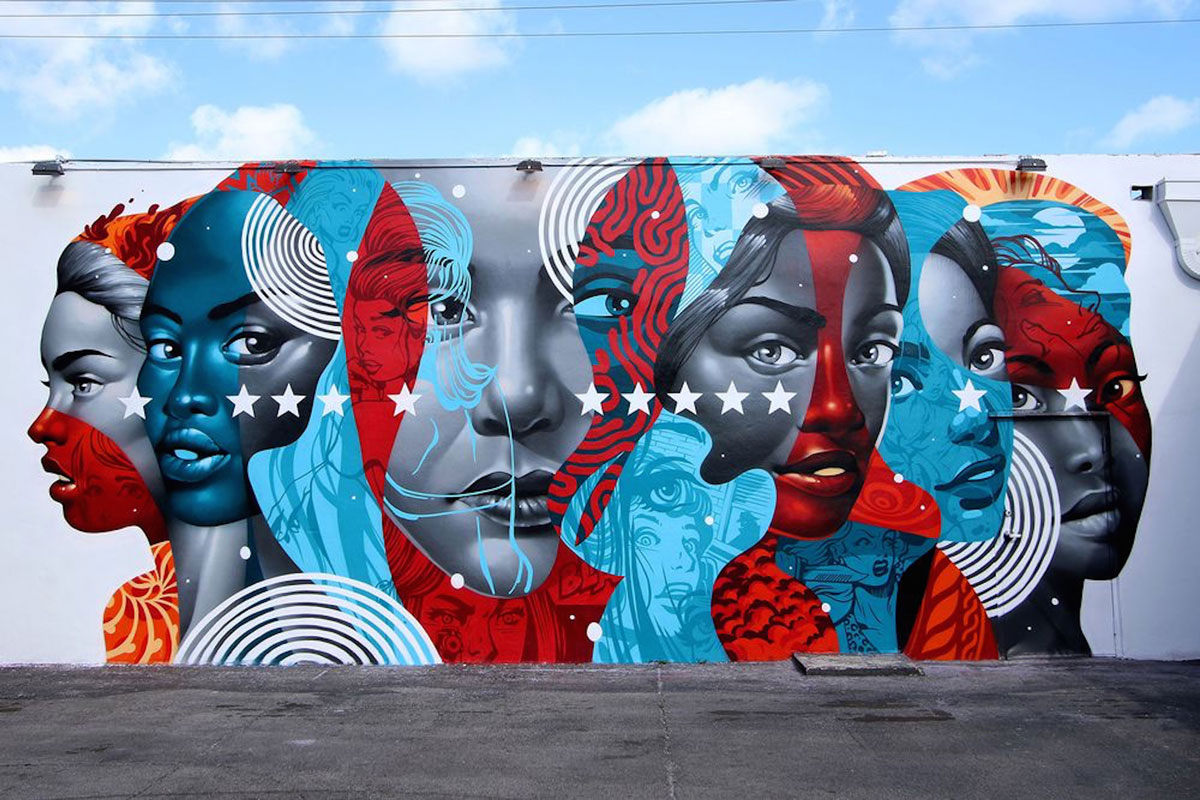 Wynwood Walls Goes Big with Humankind
