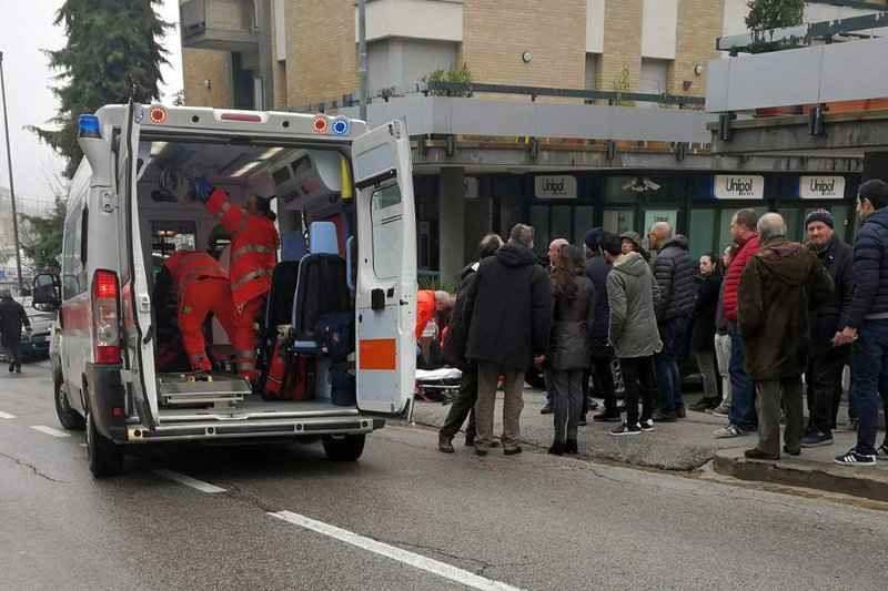 6 Africans Shot in Italy; Anti-Migrant Ex-Candidate Arrested