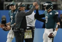 Aggressive Playcalling Helps Eagles Capture First Super Bowl