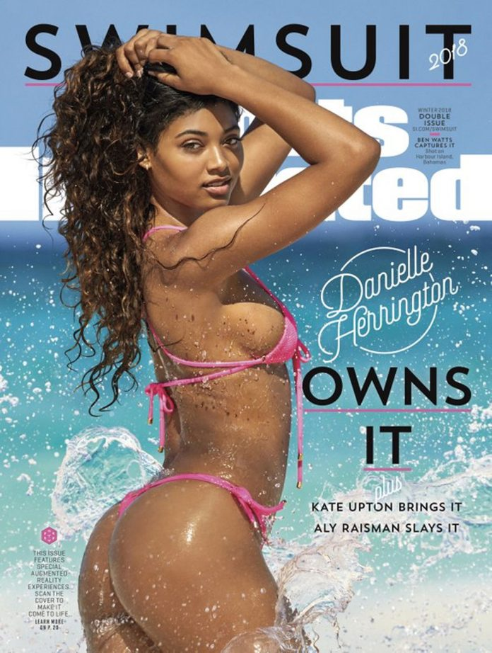 Danielle Herrington Covers Sports Illustrated Swimsuit Issue 2018