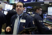 Dow Plunges 1,175 Points in Worst day for Stocks Since 2011