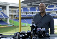 Jeter: Marlins 'In a Good Spot' as Spring Training Begins