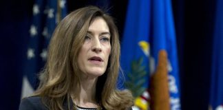 Justice Department's No. 3 Official Rachel Brand is Stepping Down
