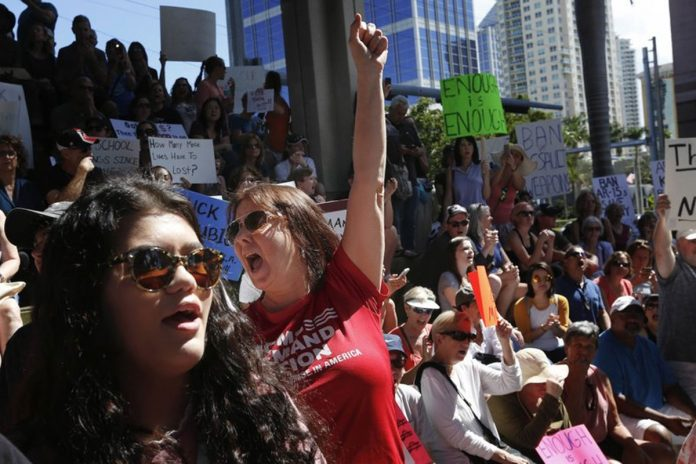 #MarchForOurLives: Breaking the Silence to Confront the Status Quo
