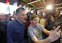 Mitt Romney is Running for Utah Senate Seat