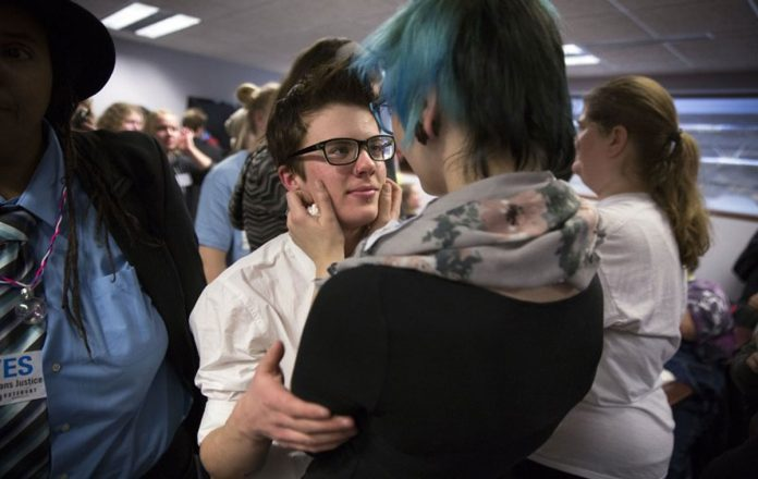 More Teens Identify as Transgender in the United States