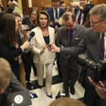 Pelosi Stages 8-Hour Speech to Push for Vote for 'Dreamers