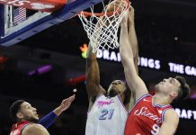 Simmons Leads Short-Handed 76ers to Come-Back Win over Heat