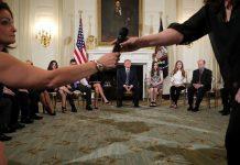 'Fix it!' Gun Violence Plea to Trump from Students, Parents