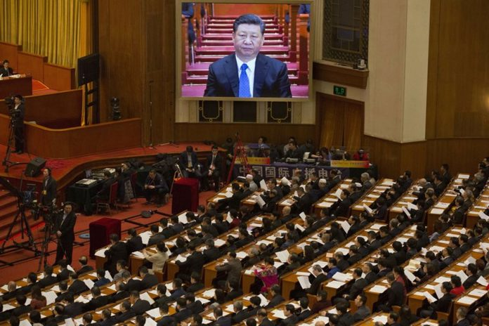 China Sets Stage for Xi's Historic Grab to Rule Indefinitely