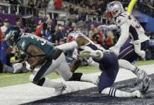 NFL Competition Committee to Recommend Catch Rule Changes