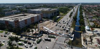 Pedestrian Bridge Collapses at Miami FIU; Casualties and Several Hurt Reported (Live Coverage)