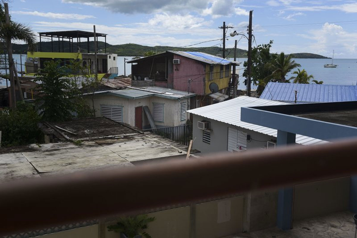 Puerto Ricans still Stranded in Hotels 6 Months after Storm
