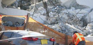 Tearful Families Wait as Bodies Remain Under Failed Bridge