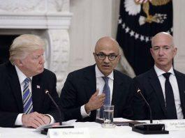 Trump Escalates Attack on Amazon, Focusing on Tax, Shipping