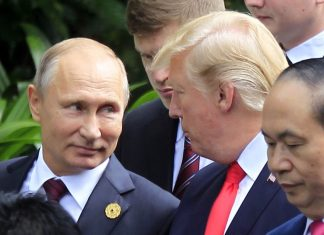 U.S. Imposes Sanctions on Russians for US Election Meddling