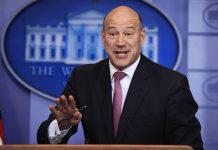 White House Economic Adviser Gary Cohn Steps Down