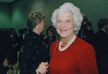 Barbara Bush Brought Plainspoken, Grandmotherly Style to DC